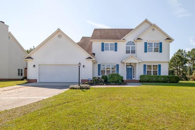 939 Commons Drive N, Jacksonville, NC 28546 (MLS #100237292) :: Lynda Haraway Group Real Estate