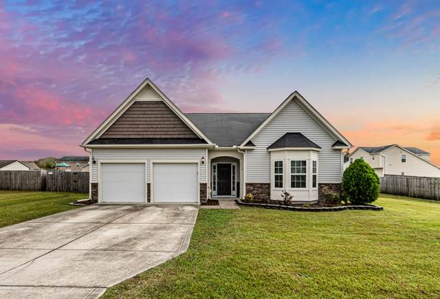 119 Moss Creek Drive, Jacksonville, NC 28540 (MLS #100237426) :: The Bob Williams Team