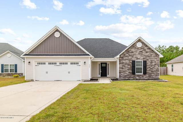 320 Old Snap Dragon Court, Jacksonville, NC 28546 (MLS #100237447) :: Carolina Elite Properties LHR