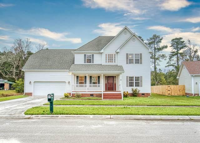106 Sagefield Drive, Jacksonville, NC 28540 (MLS #100237787) :: Carolina Elite Properties LHR