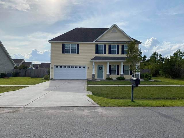 118 Turquoise Drive, Jacksonville, NC 28546 (MLS #100237823) :: Stancill Realty Group