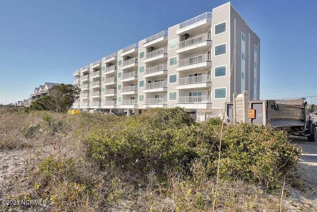 201 Carolina Beach Avenue S #205, Carolina Beach, NC 28428 (MLS #100237866) :: Carolina Elite Properties LHR
