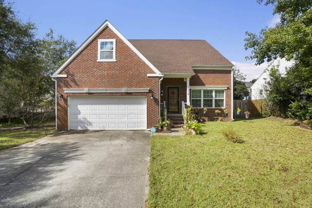 4014 E Bishop Court, Wilmington, NC 28412 (MLS #100237901) :: The Rising Tide Team
