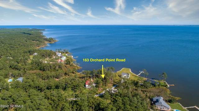 163 Orchard Point Road, Oriental, NC 28571 (MLS #100238227) :: David Cummings Real Estate Team