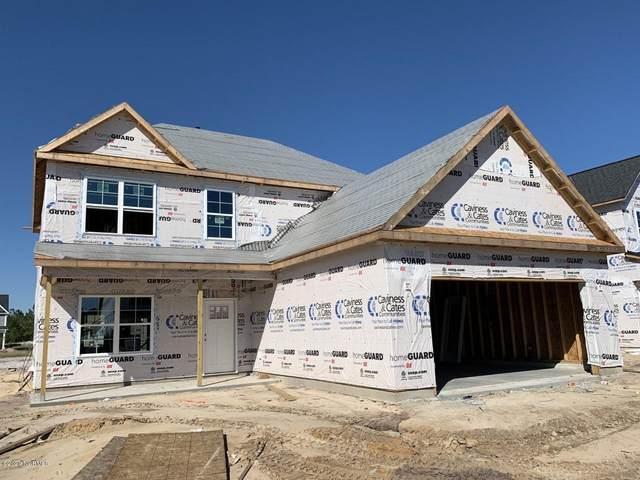 2549 Longleaf Pine Circle, Leland, NC 28451 (MLS #100238319) :: RE/MAX Elite Realty Group