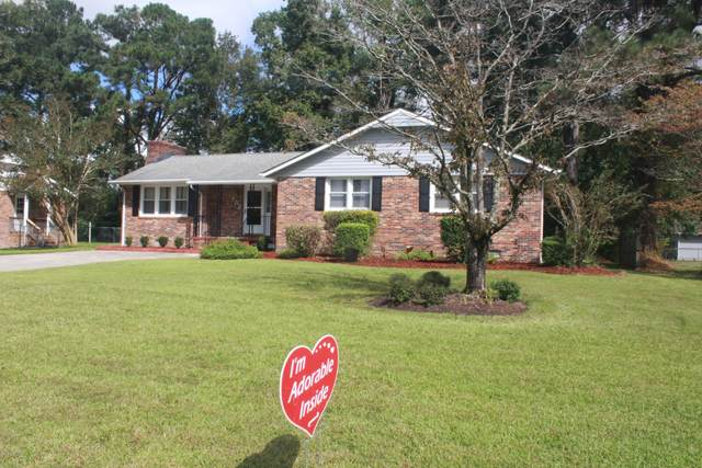 102 Lionel Avenue, Jacksonville, NC 28540 (MLS #100238397) :: The Keith Beatty Team