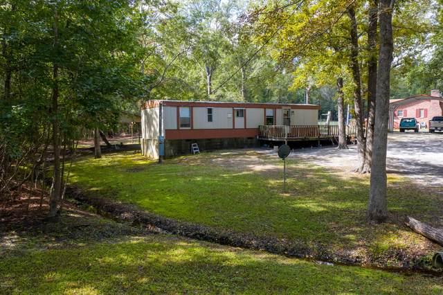 104 Cedar Lane Lane, Sneads Ferry, NC 28460 (MLS #100238457) :: Frost Real Estate Team