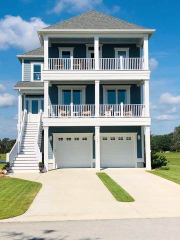 706 Cannonsgate Drive, Newport, NC 28570 (MLS #100238564) :: Stancill Realty Group