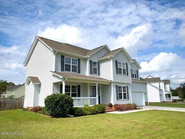 103 Louie Lane, Jacksonville, NC 28540 (MLS #100238574) :: Thirty 4 North Properties Group