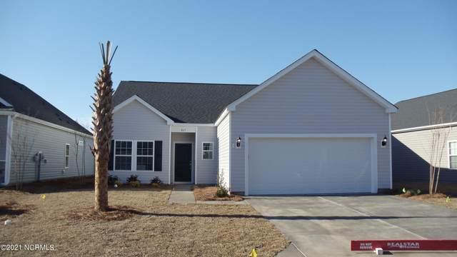 867 Teaticket Lane SW, Ocean Isle Beach, NC 28469 (MLS #100239460) :: Lynda Haraway Group Real Estate