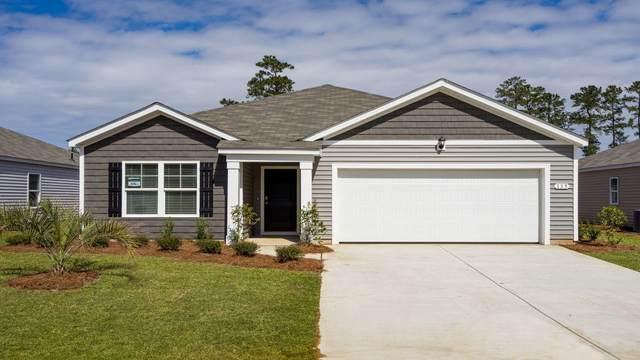 2991 Hardsmith Street Lot 153 - Aria , Shallotte, NC 28470 (MLS #100239484) :: CENTURY 21 Sweyer & Associates