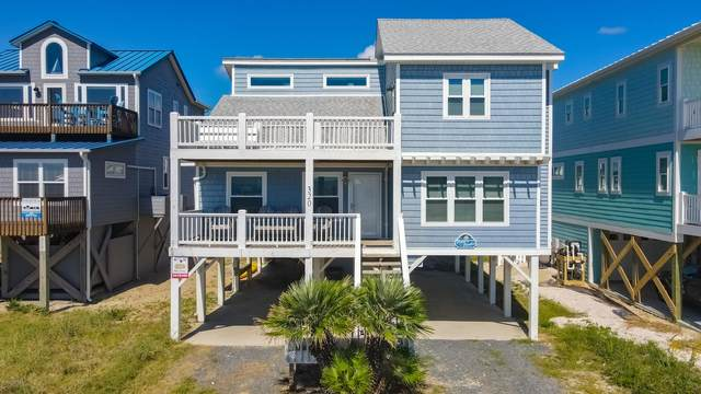 320 E Beach Drive, Oak Island, NC 28465 (MLS #100239809) :: Vance Young and Associates