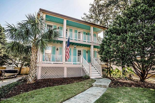 527 Spencer Farlow Drive, Carolina Beach, NC 28428 (MLS #100240173) :: The Tingen Team- Berkshire Hathaway HomeServices Prime Properties