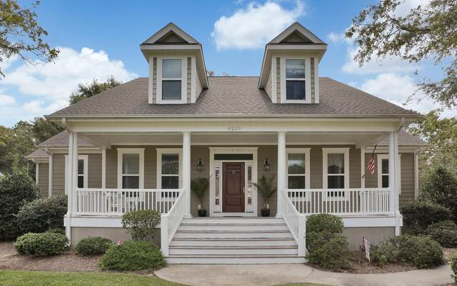 6229 Navigator Way, Southport, NC 28461 (MLS #100240264) :: Barefoot-Chandler & Associates LLC