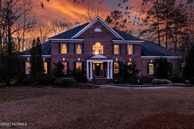 308 Stonybrook Road, Rocky Mount, NC 27804 (MLS #100240628) :: Lynda Haraway Group Real Estate