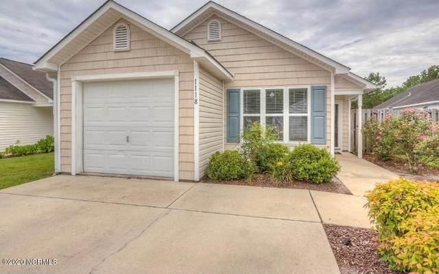 1118 Loman Lane, Wilmington, NC 28412 (MLS #100240829) :: Castro Real Estate Team
