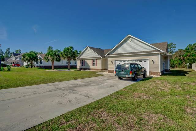 519 Quailwood Court, Cape Carteret, NC 28584 (MLS #100241121) :: Barefoot-Chandler & Associates LLC
