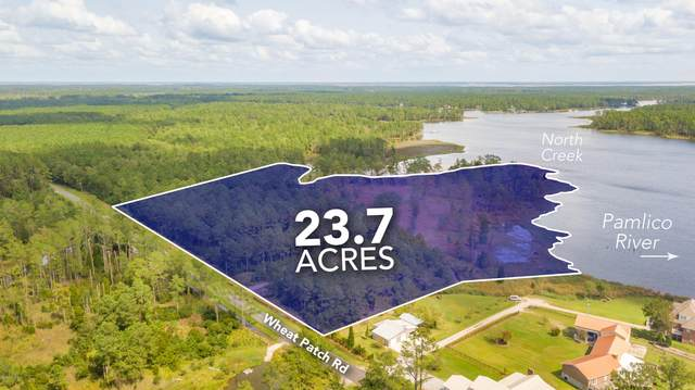 0 Wheat Patch Road, Belhaven, NC 27810 (MLS #100241365) :: Destination Realty Corp.