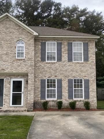 4108 Brook Creek Lane B, Greenville, NC 27858 (MLS #100241471) :: Carolina Elite Properties LHR