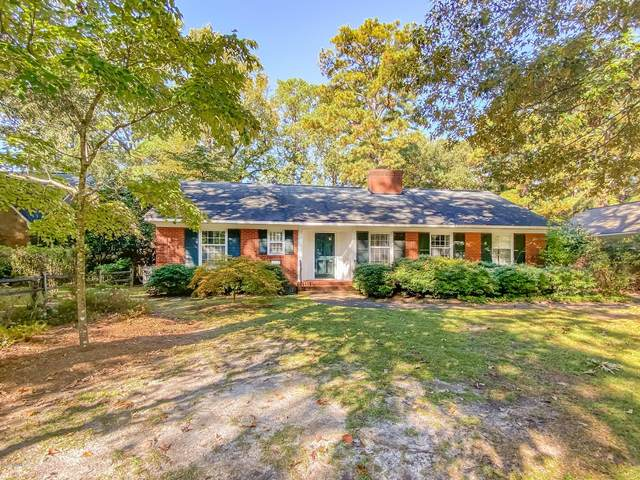 1713 Forest Hill Drive, Greenville, NC 27858 (MLS #100241535) :: Stancill Realty Group