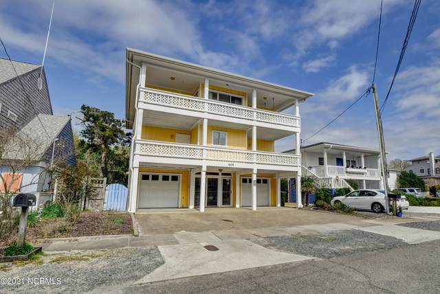 609 N Channel Drive, Wrightsville Beach, NC 28480 (MLS #100241655) :: The Rising Tide Team