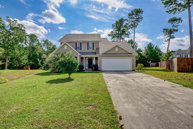 126 Whiteleaf Drive, Jacksonville, NC 28546 (MLS #100241702) :: Thirty 4 North Properties Group