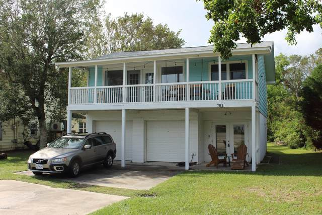 703 E Moore Street, Southport, NC 28461 (MLS #100241759) :: Frost Real Estate Team