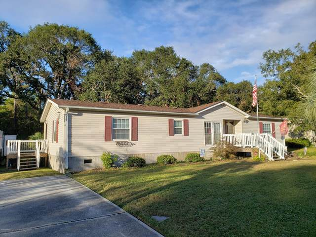 711 Soundside Drive, Wilmington, NC 28412 (MLS #100241908) :: CENTURY 21 Sweyer & Associates