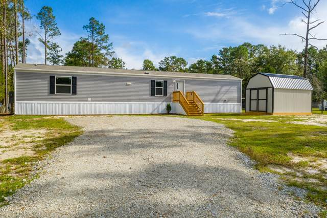 206 Sandy Run, Swansboro, NC 28584 (MLS #100241954) :: Donna & Team New Bern