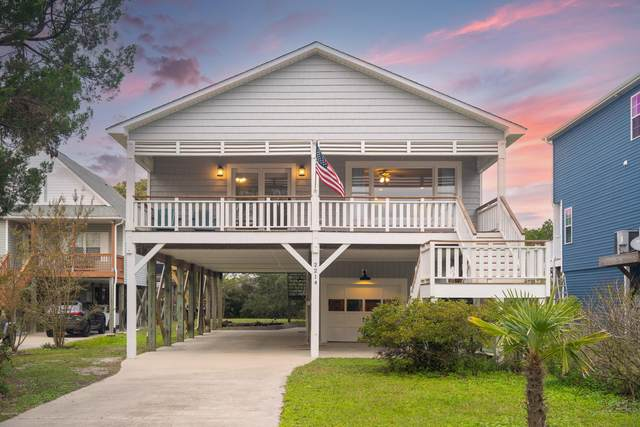 2214 E Pelican Drive, Oak Island, NC 28465 (MLS #100242218) :: RE/MAX Elite Realty Group