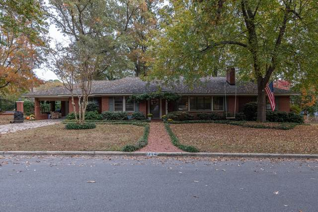 1714 Forest Hill Drive, Greenville, NC 27858 (MLS #100242221) :: Coldwell Banker Sea Coast Advantage