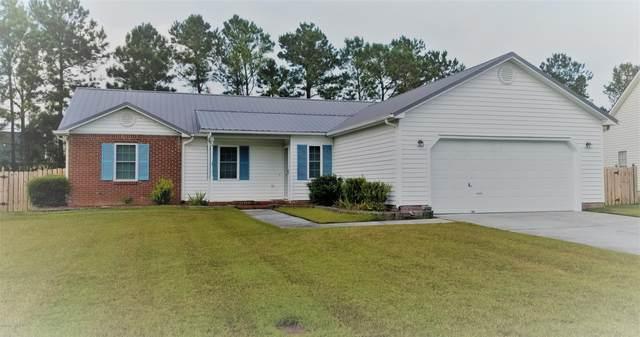 114 Carolina Pines Drive, Jacksonville, NC 28546 (MLS #100242300) :: Berkshire Hathaway HomeServices Hometown, REALTORS®