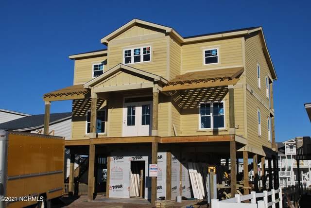 108 Charlotte Street, Holden Beach, NC 28462 (MLS #100242309) :: Barefoot-Chandler & Associates LLC