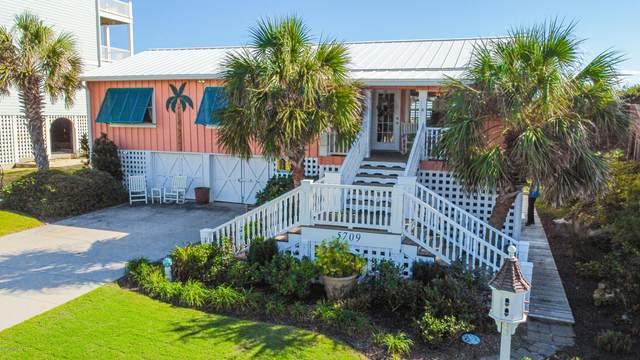 5709 Ocean Drive, Emerald Isle, NC 28594 (MLS #100242314) :: Great Moves Realty