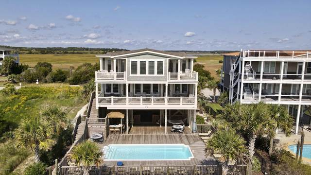 1355 Ocean Boulevard W, Holden Beach, NC 28462 (MLS #100242413) :: The Oceanaire Realty