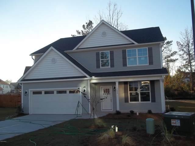 1009 E Arboria Drive, Hampstead, NC 28443 (MLS #100242444) :: Liz Freeman Team