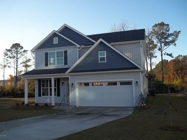 1011 E Arboria Drive, Hampstead, NC 28443 (MLS #100242458) :: Stancill Realty Group