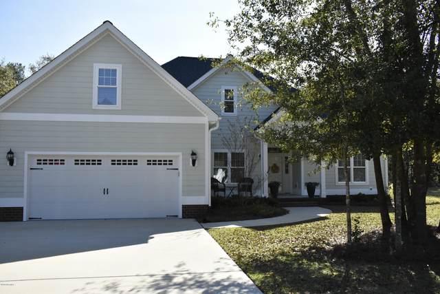 170 Deer Pointe Drive, Snow Hill, NC 28580 (MLS #100242627) :: Berkshire Hathaway HomeServices Hometown, REALTORS®