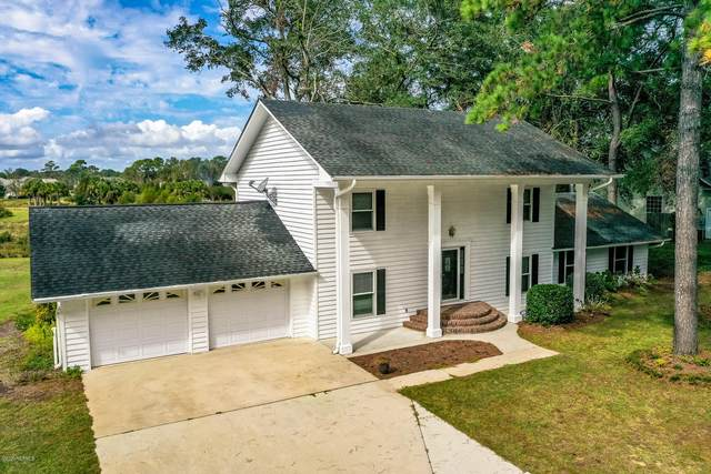 8208 Mainsail Lane, Wilmington, NC 28412 (MLS #100242699) :: CENTURY 21 Sweyer & Associates