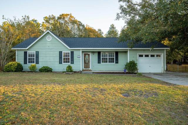 605 Calabash Drive, Hubert, NC 28539 (MLS #100243068) :: Carolina Elite Properties LHR