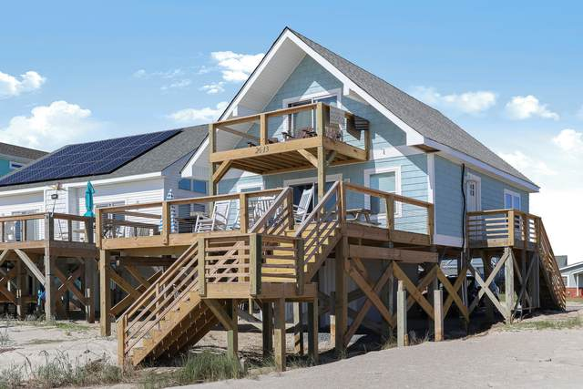 2613 E Beach Drive, Oak Island, NC 28465 (MLS #100243104) :: Berkshire Hathaway HomeServices Hometown, REALTORS®