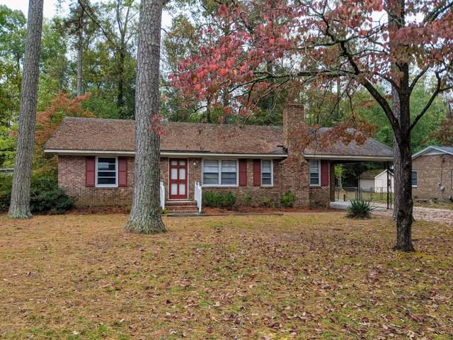 1407 Dogwood Lane NW, Wilson, NC 27896 (MLS #100243127) :: Liz Freeman Team