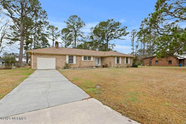 202 Cambridge Court, Jacksonville, NC 28546 (MLS #100243203) :: Barefoot-Chandler & Associates LLC