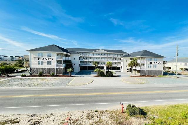 1505 N New River Drive #210, Surf City, NC 28445 (MLS #100243223) :: CENTURY 21 Sweyer & Associates