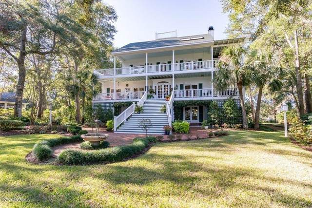 133 Middle Oaks Drive, Wilmington, NC 28409 (MLS #100243304) :: The Cheek Team