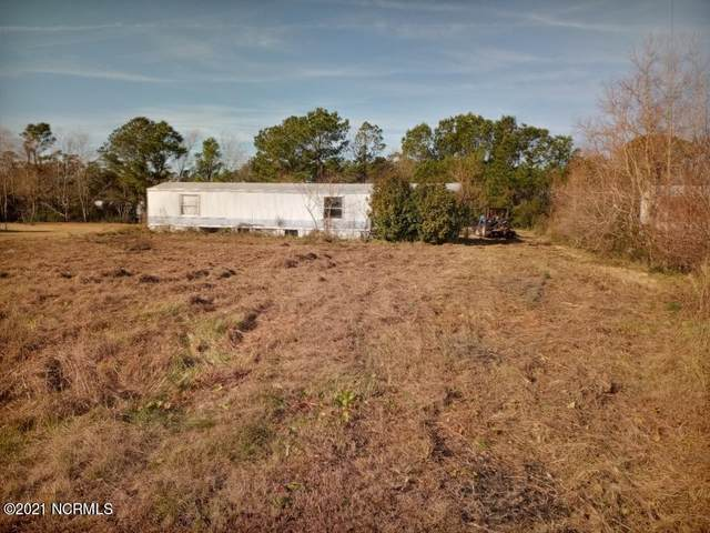 110 Gosling Lane, Beaufort, NC 28516 (MLS #100243315) :: Stancill Realty Group