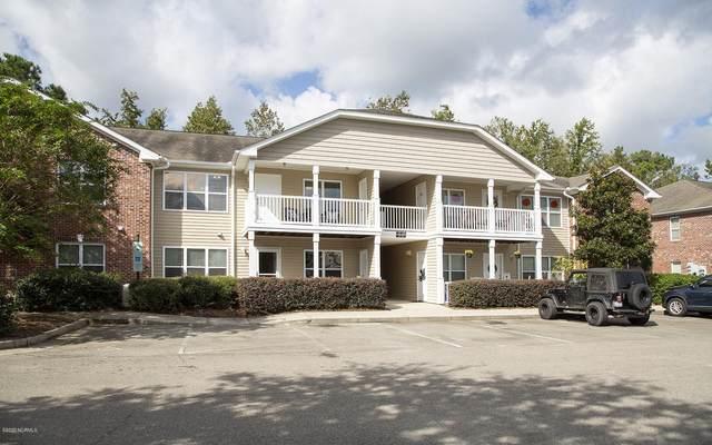 4420 Jay Bird Circle #205, Wilmington, NC 28412 (MLS #100243418) :: Vance Young and Associates
