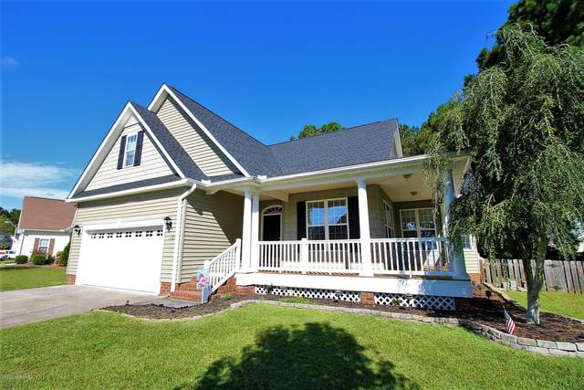 121 Hillsboro Drive, New Bern, NC 28562 (MLS #100243587) :: Stancill Realty Group