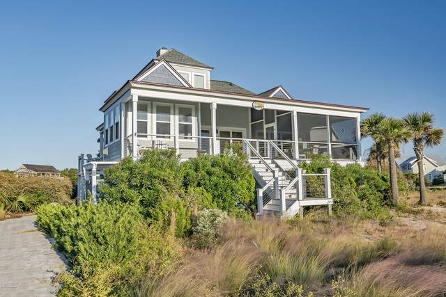 5 Peppervine Trail, Bald Head Island, NC 28461 (MLS #100243690) :: Vance Young and Associates
