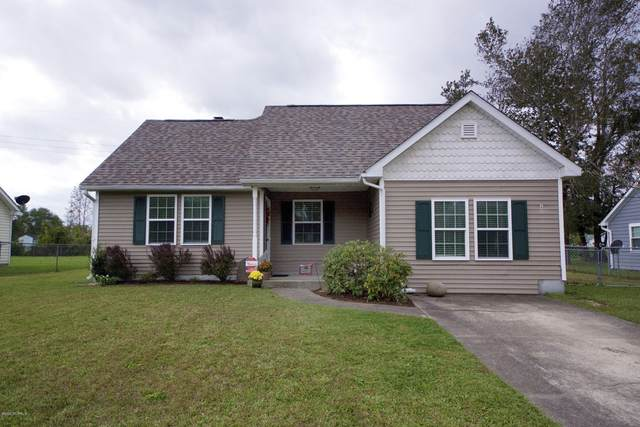 427 Hunting Green Drive, Jacksonville, NC 28540 (MLS #100243714) :: The Oceanaire Realty